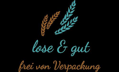 lose & gut frei von Verpackung Logo
